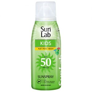 Sun Lab Sunspray Kids 50SPF 100ml