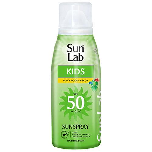 Sun Lab Sunspray Kids 50SPF 100ml